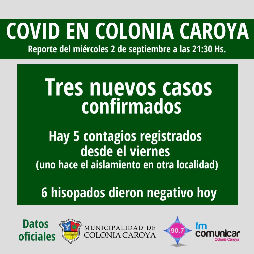 Primer caso positivo de Coronavirus en Jesús María (80)