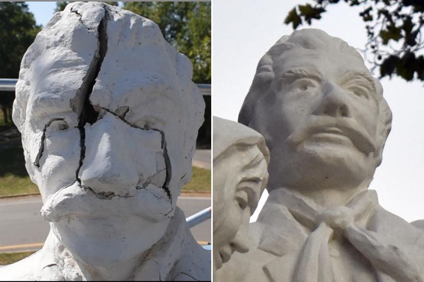 monumento roto-horz