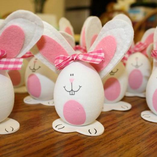 Eligen al huevo de pascua mejor decorado - Huevos decorados de pascua ...