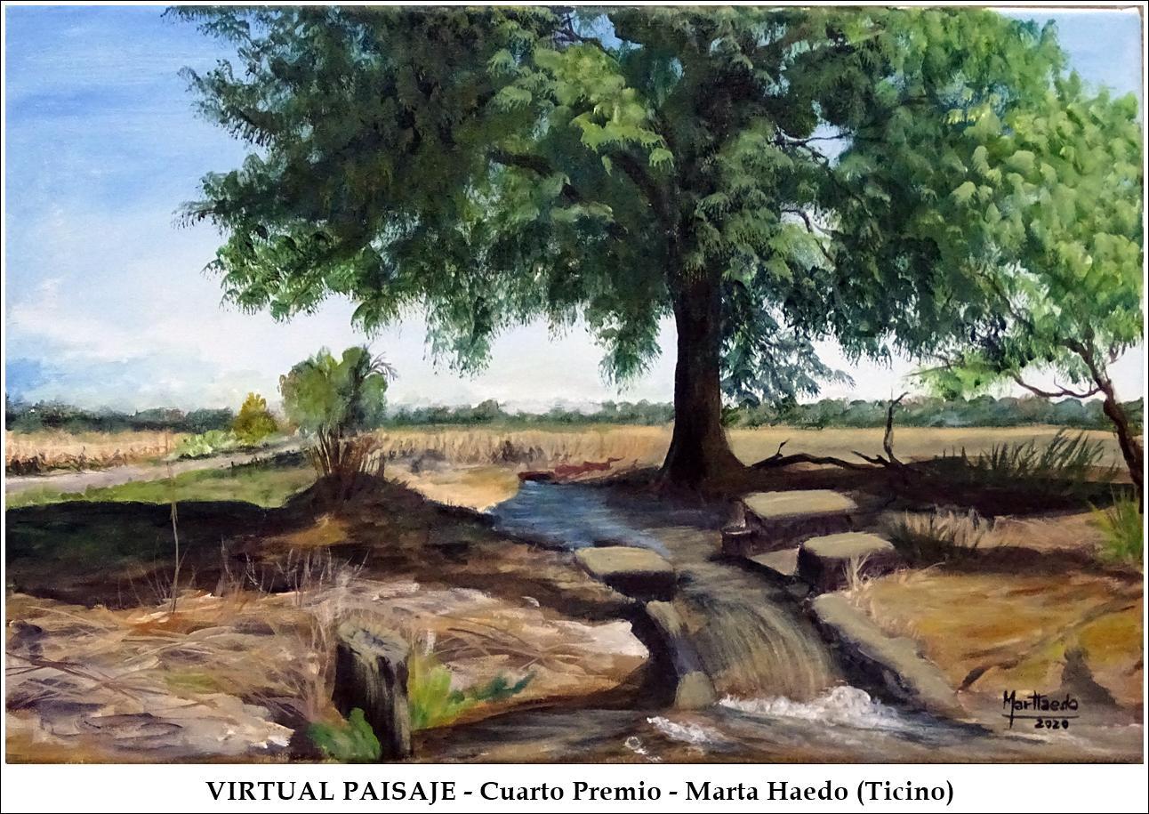 VirtualPaisaje - CuartoPremio - Marta Haedo