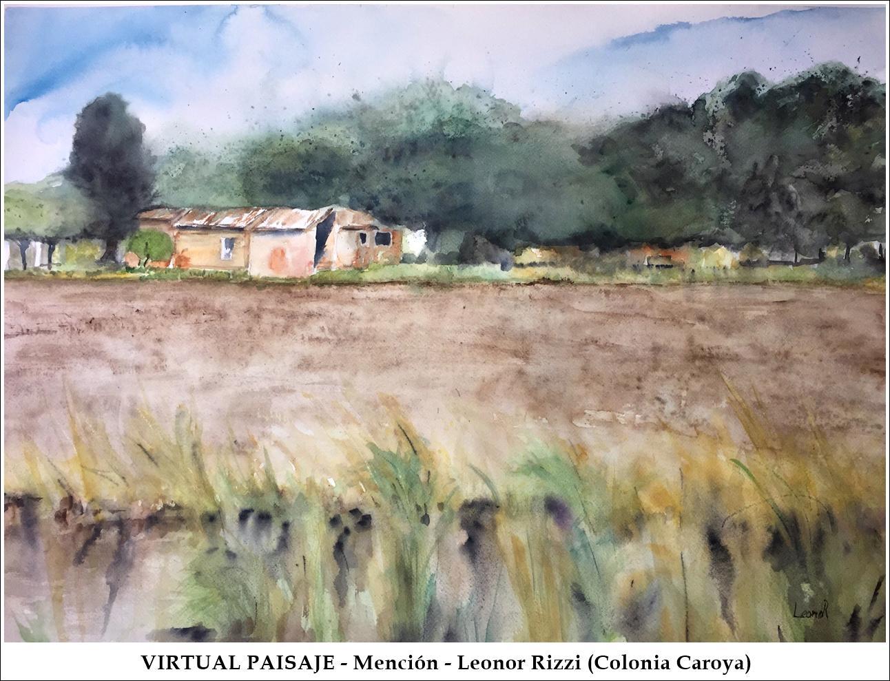 VirtualPaisaje - Mencion - LeonorRizzi