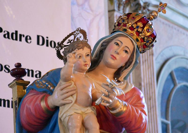 virgen monserrat